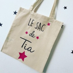 "copy of Tote Bag "" LE SAC..."